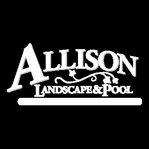 Allison Landscape & Pool Company Logo, Hempkins Insurance Client