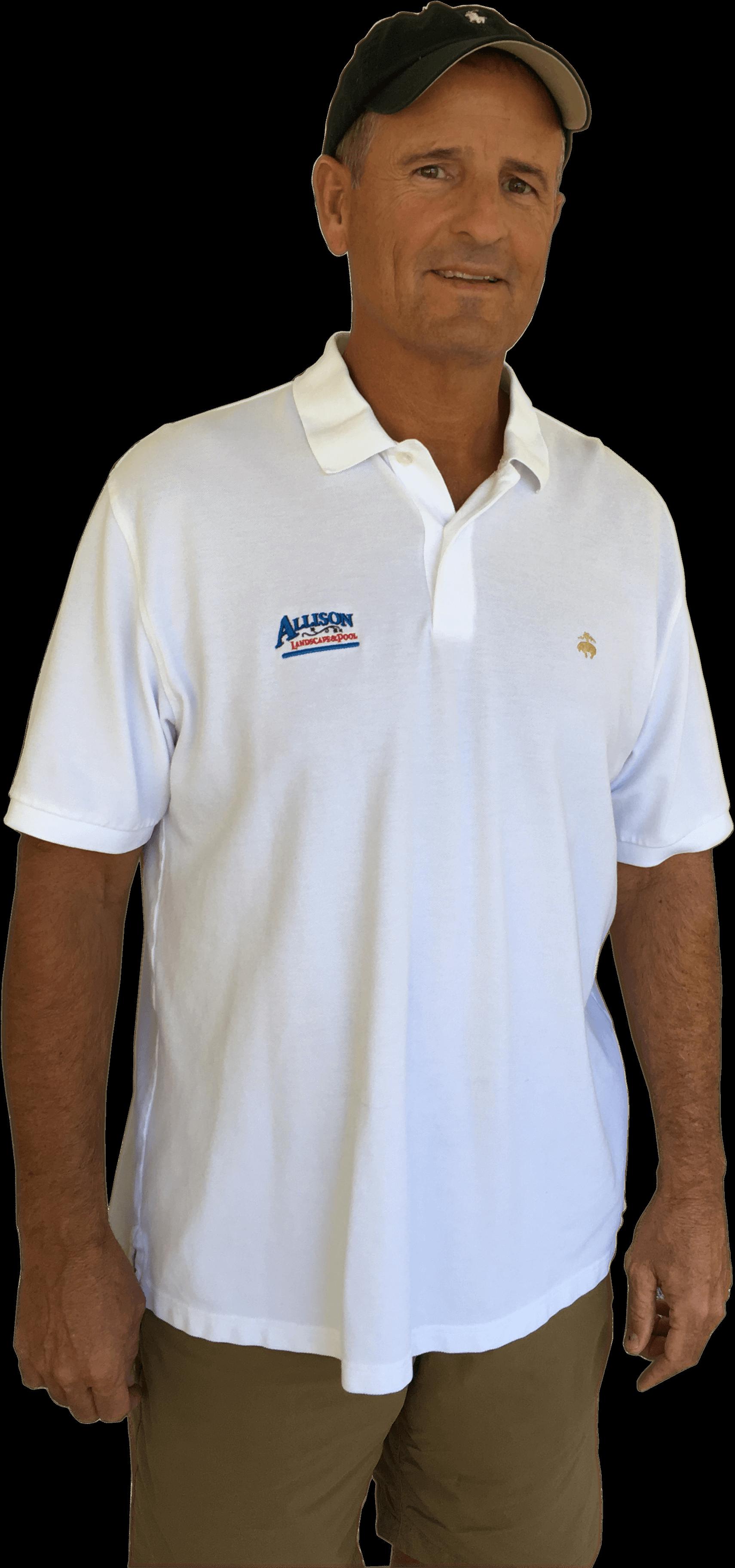 Rodney Allison, Allison Landscape & Pool Company, Hempkins Insurance Client