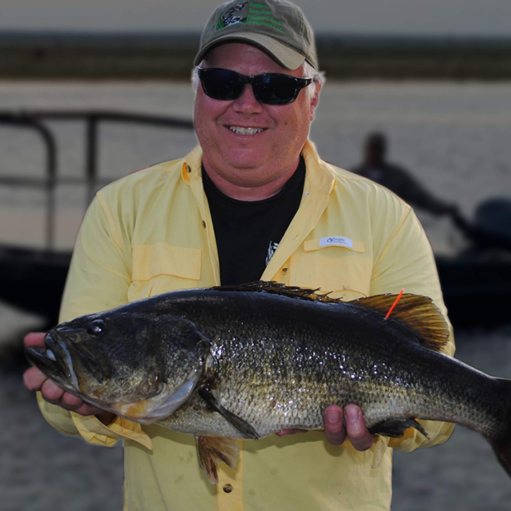 Scott Brown, Southern Sportsman Aquatics & Land Management, Hempkins Insurance Client