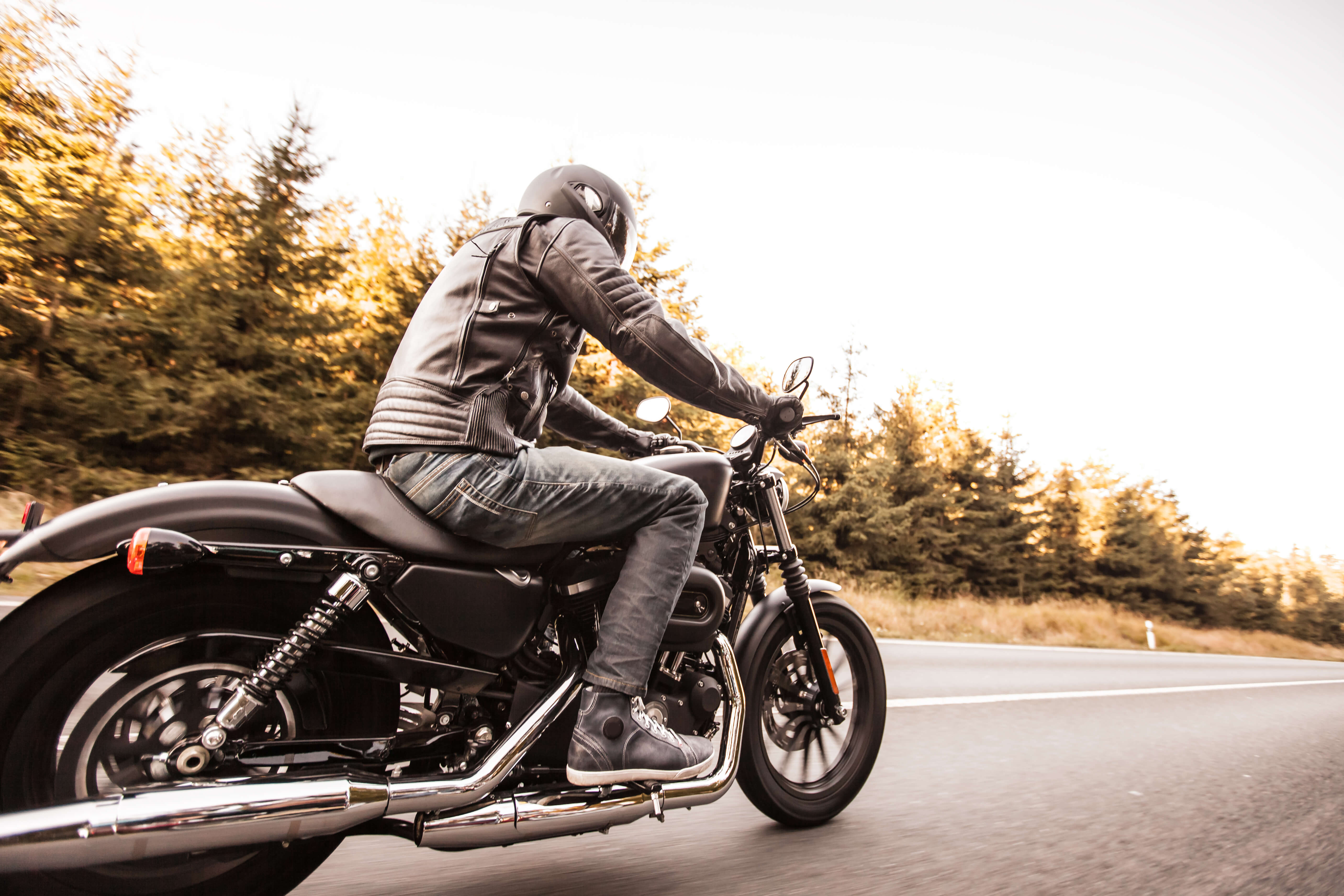 Motorcycle Insurance from Hempkins Insurance