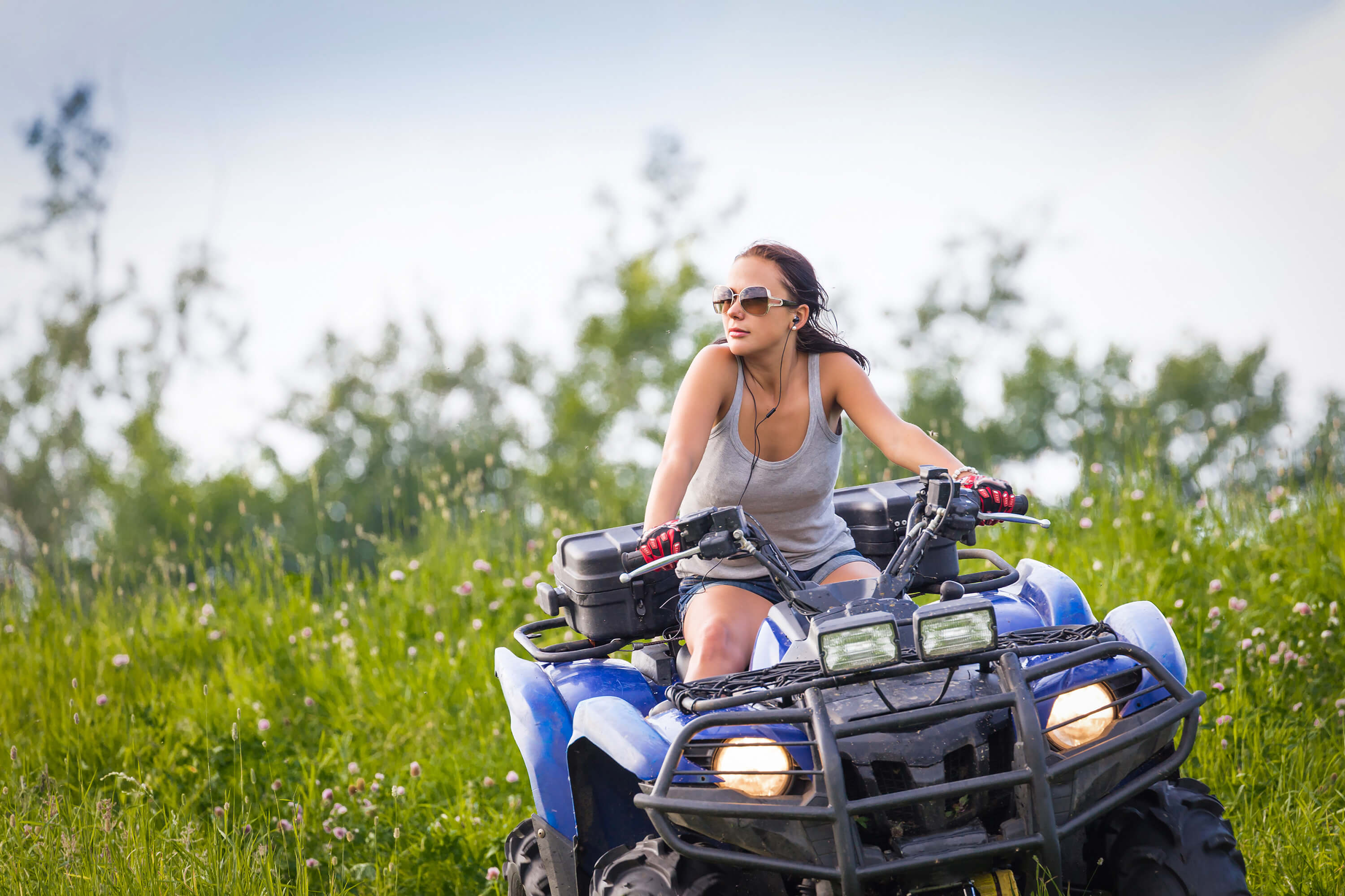 ATV Insurance from Hempkins Insurance