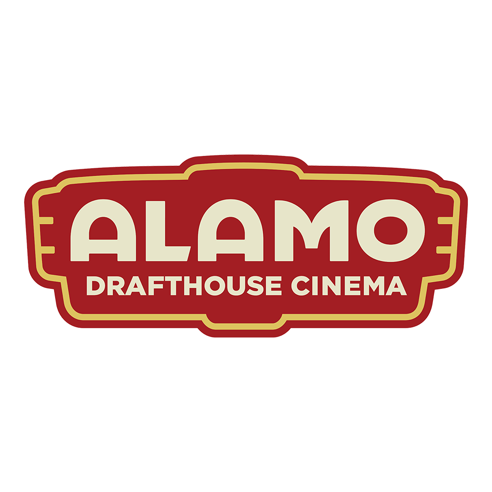 Alamo Drafthouse Cinema Logo, Hempkins Insurance Client