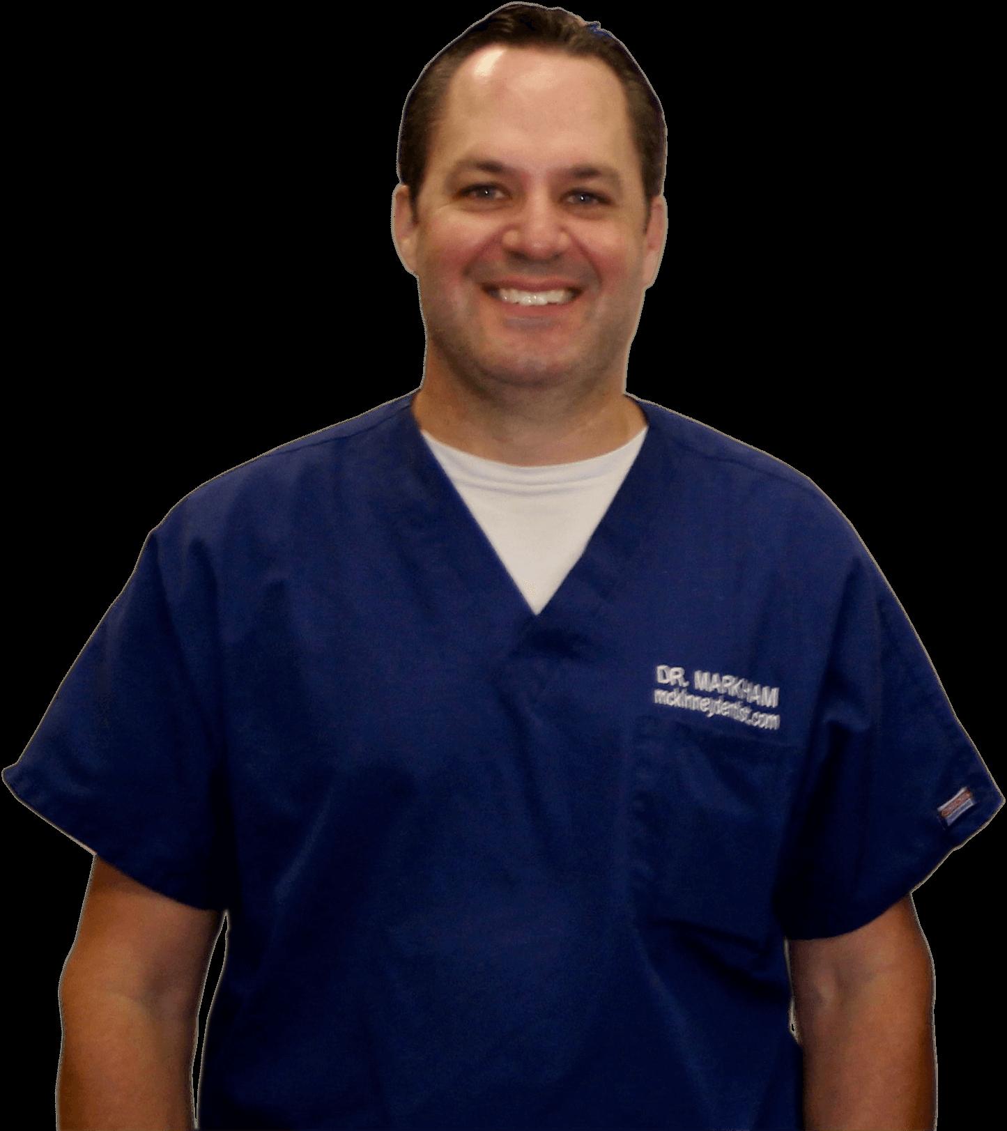Dr. Matthew Markham, McKinneyDentist.com, Hempkins Insurance Client